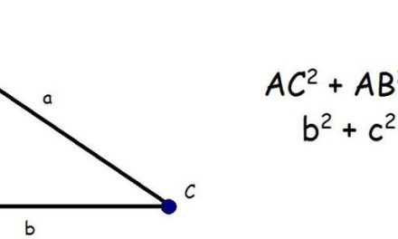 Propriétés de Pythagore et calcul du côté d'un triangle rectangle