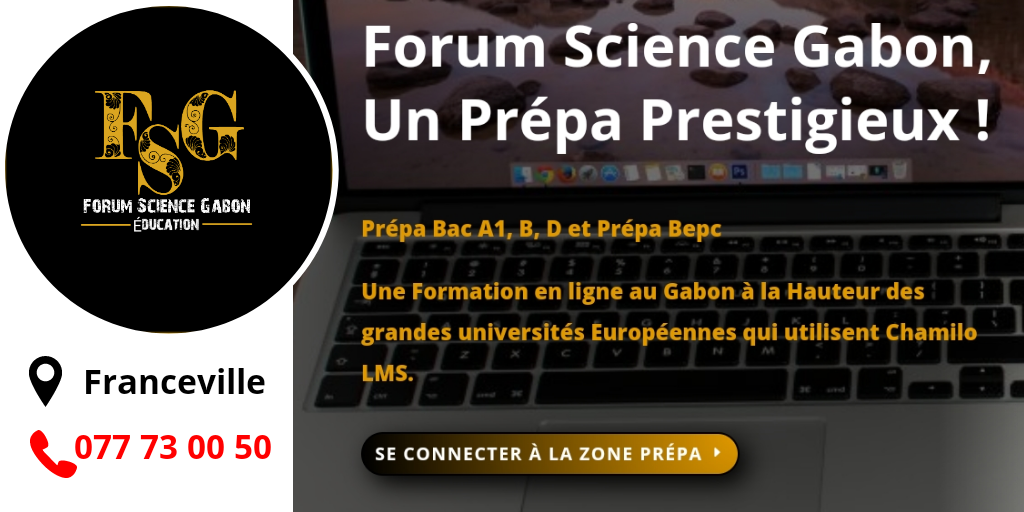 Forum Science Gabon